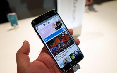 @EzMobiles The Samsung Galaxy S6 edge Price Plummet!