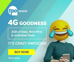 News @EzMobiles- TPO (The Peoples Operator) Launch Their 4G Goodness Plan!
