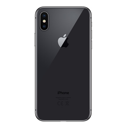 Ee Mobile Iphone X 64gb Space Grey Unlimited Mins Text